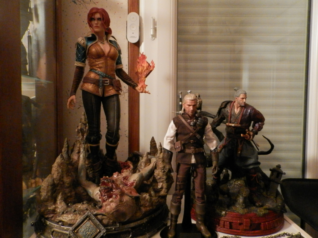 The Witcher 3 - Triss 1/4 Statue   Pb150413