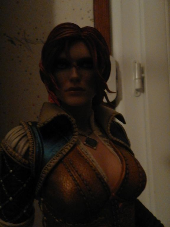 The Witcher 3 - Triss 1/4 Statue   Pb150414