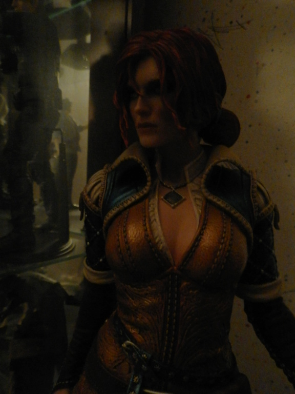 The Witcher 3 - Triss 1/4 Statue   Pb150415