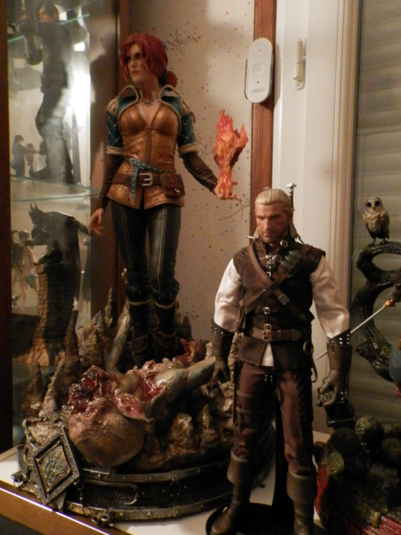 The Witcher 3 - Triss 1/4 Statue   Pb150416