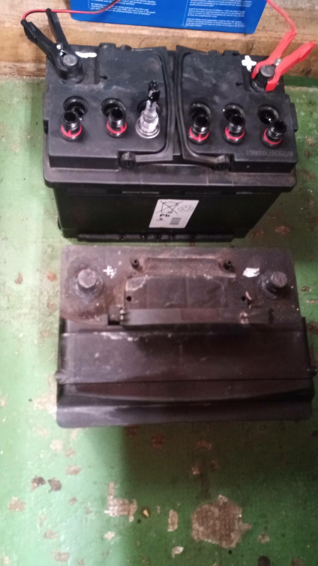 Batterie  Chrysler Grand Voyager 2.8 CRD Limited Img_2067