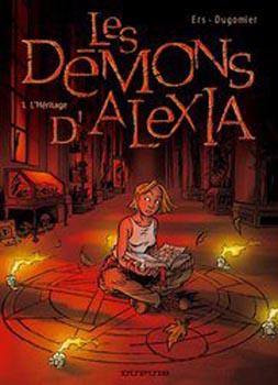 Les démons d'Alexia - Dugomier 25953910