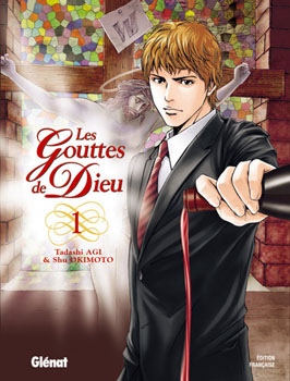 Les gouttes de dieu - Tadashi Agi Goutte10