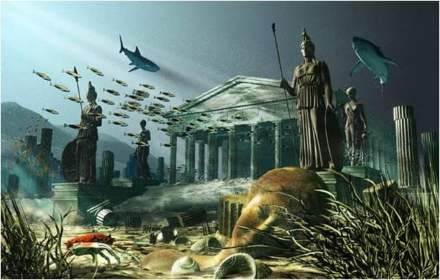 Les Gardiens de l'Atlantide