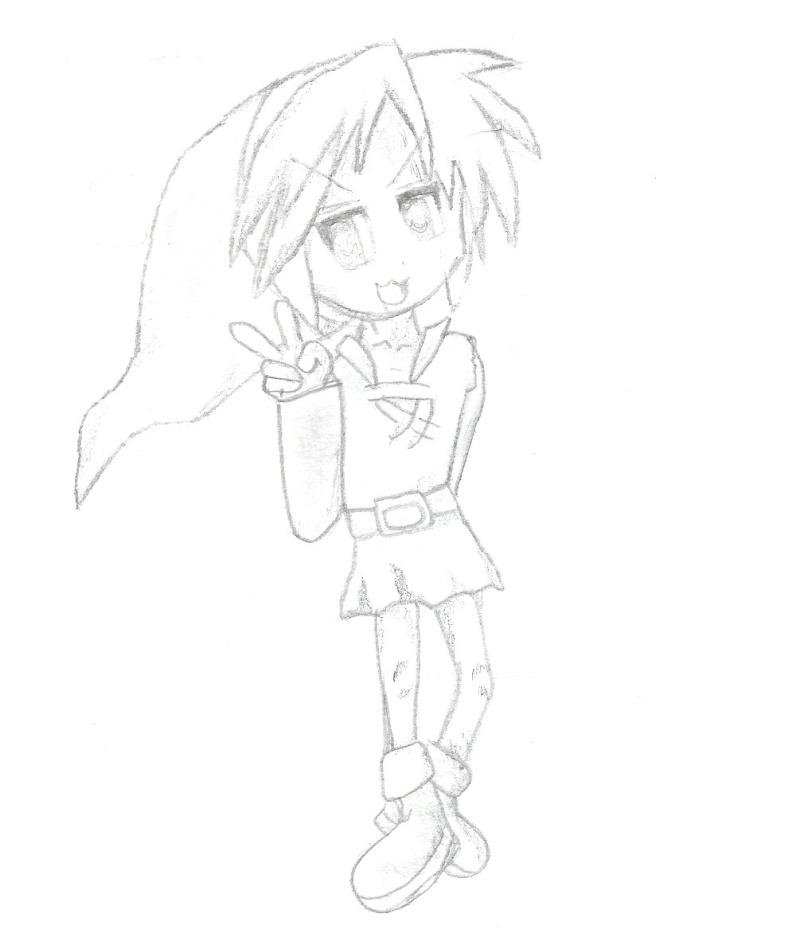 Kazu entre dans la danse ! ¤Welcome¤ Dessei12