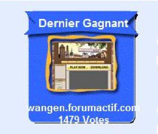 Il était une fois Wangen:1er au classement Webtoweb ! - Page 12 Wangen10
