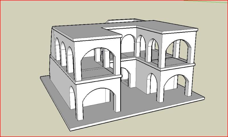 Mon nouveau projet: Ruines d'Osgiliath - Page 2 Batime10