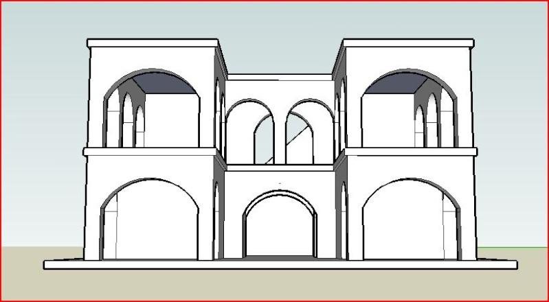 Mon nouveau projet: Ruines d'Osgiliath - Page 2 Batime11