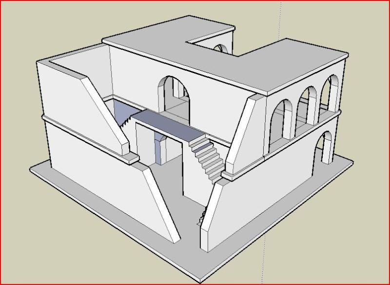 Mon nouveau projet: Ruines d'Osgiliath - Page 2 Batime16