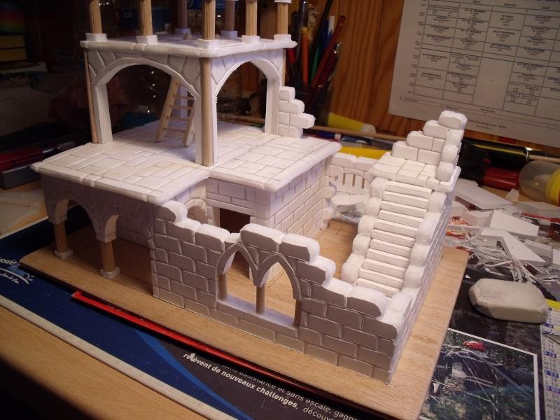 Mon nouveau projet: Ruines d'Osgiliath - Page 2 Dscf0323