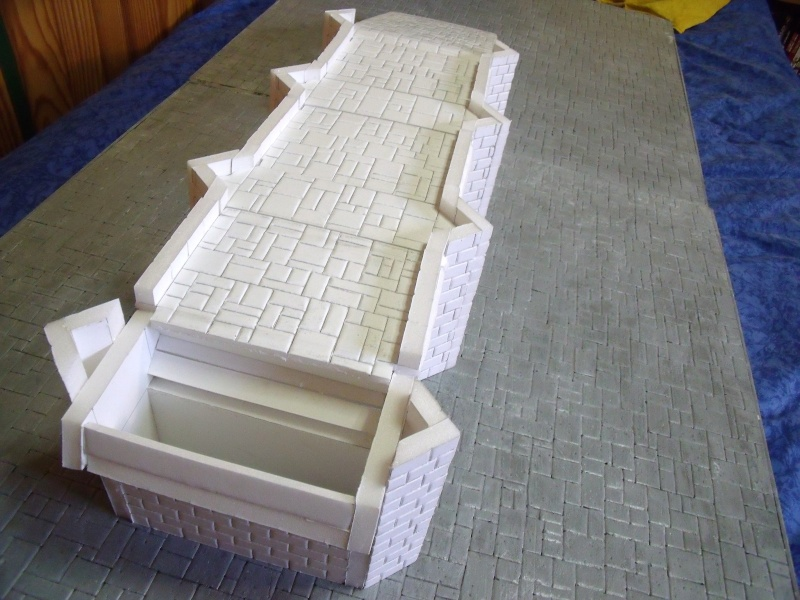Mon nouveau projet: Ruines d'Osgiliath - Page 3 Dscf0523