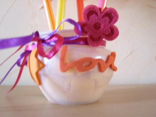 Petit pot de fleurs Sl738312