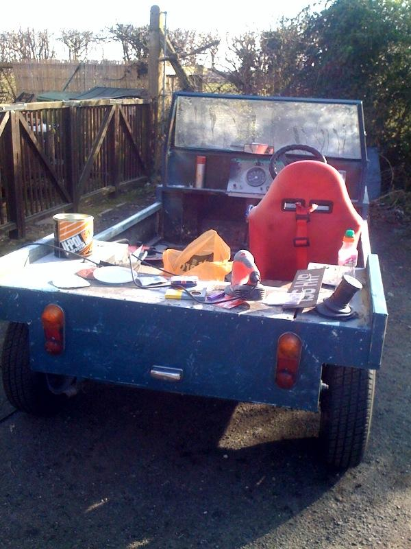 The mk1 tidy Scamp110