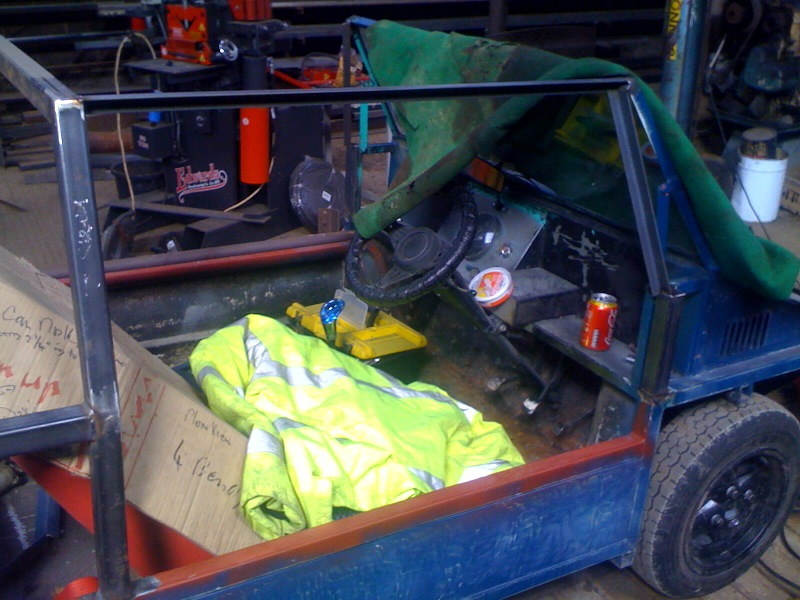 The mk1 tidy Scamp410