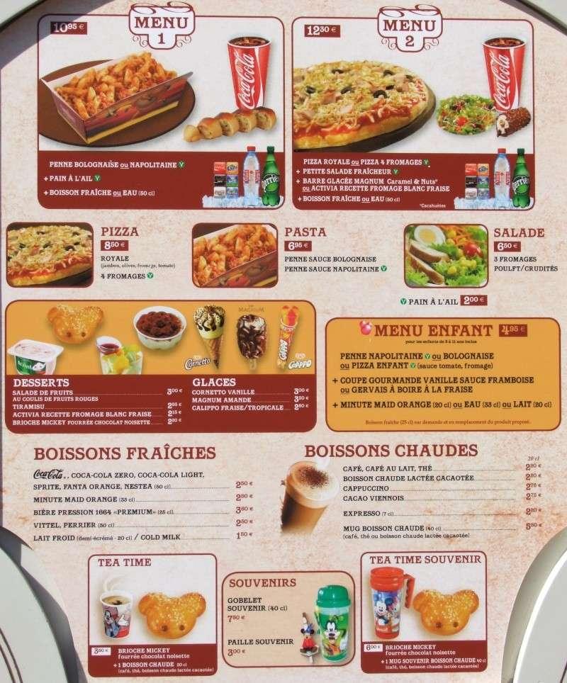 Buzz Lightyear's Pizza Planet Restaurant est désormais un buffet à volonté ! - Page 9 Bella_10