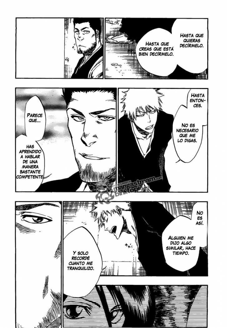 Momentos Ichiruki en el manga 1110