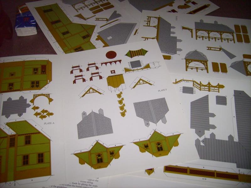 viktorianisches haus in h0. Black Bedroom Furniture Sets. Home Design Ideas