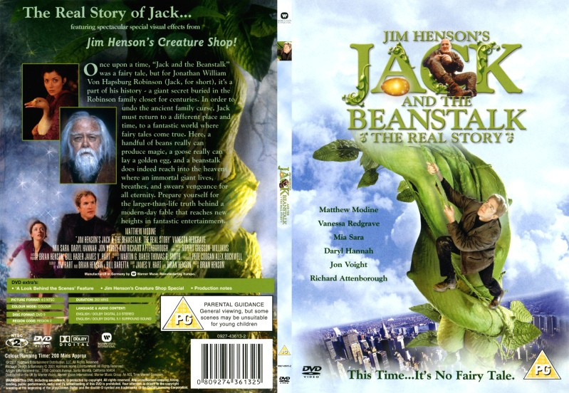 Jack and the Beanstalk - The Real Story (2001) 2ntepw10