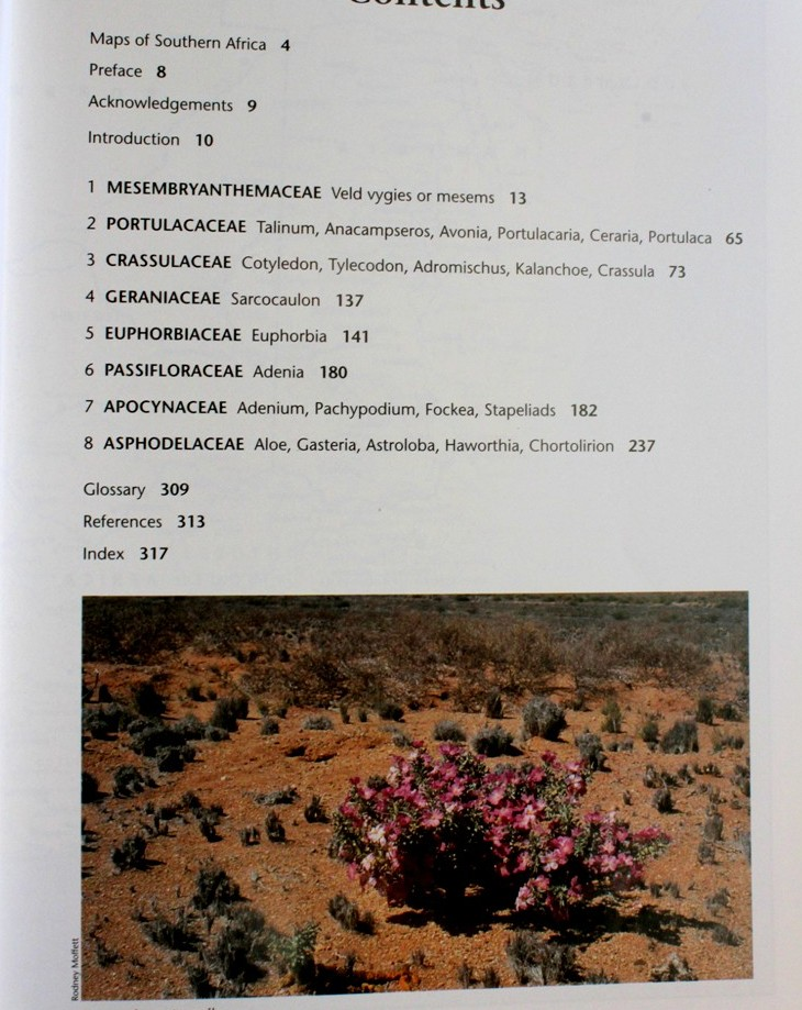 Succulent flora of Southern Africa Succul10
