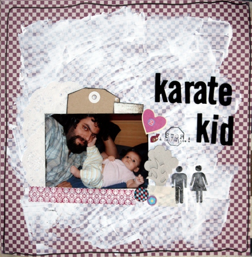 Karaté Kid - Défi Sévi Juin - Echoué ;o))) Karate10