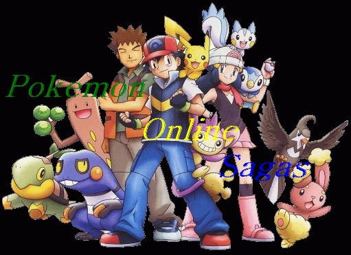 .:Pokemon Online Sagas:.