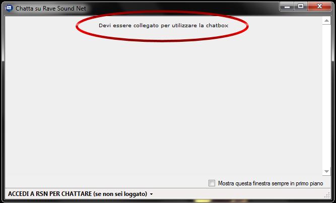 CHAT: Come chattare su RSN tramite Fanta Dream Manager Devi10