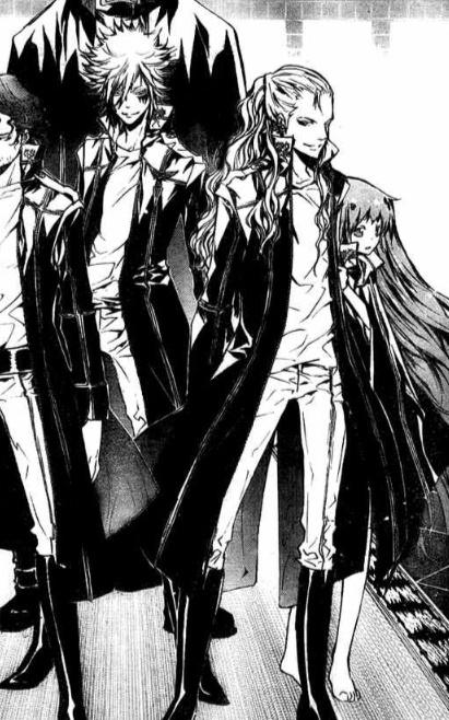 [Katekyo Hitman Reborn][Byakuran][Choice battle] Byakur10