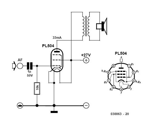 1p24b headphone amp OTL Corel010