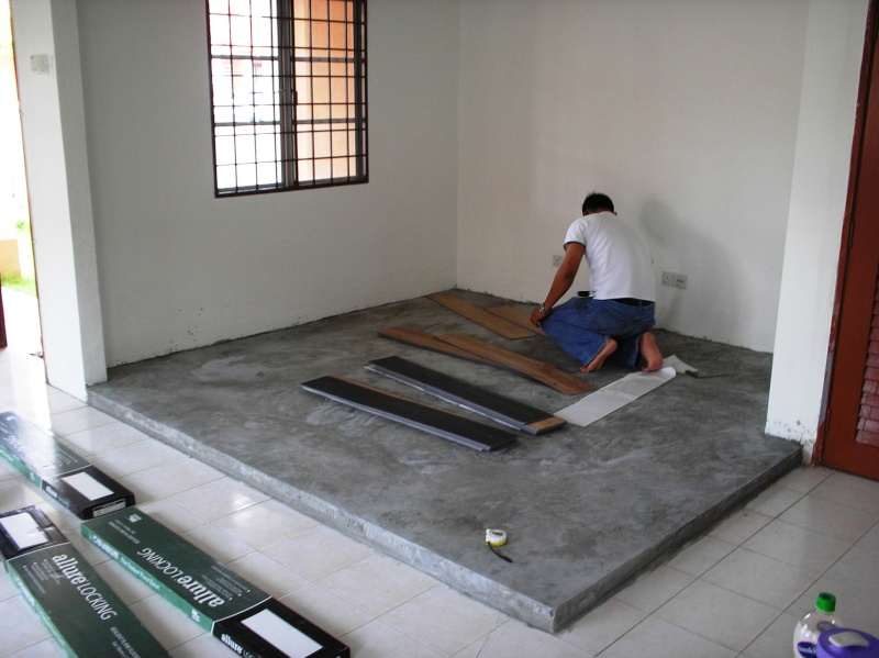 Vinyl Timber Flooring P1010024