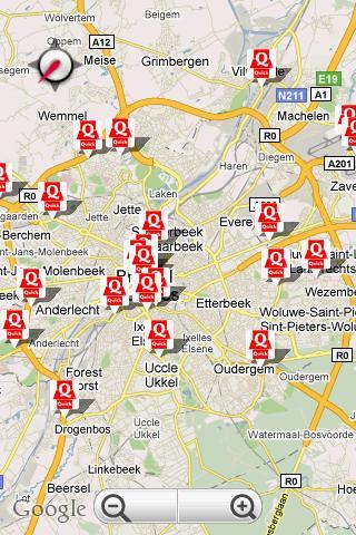 [SOFT] FASTFOOD BELGIQUE : Trouver les fastfood en Belgique [Gratuit] Ss-0-314