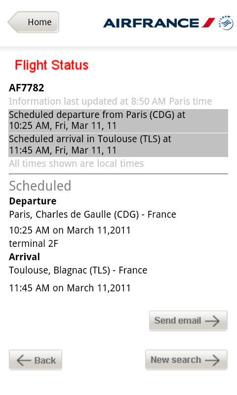 [SOFT] AIR FRANCE: L'application officiel d'Air france [Gratuit] Ss-2-314