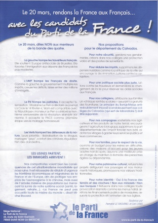 Liste des candidats du PDF cantonales 2011 Img_0015