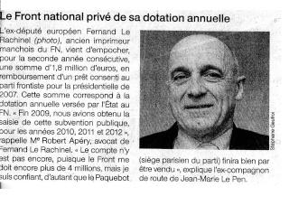 Liste des candidats du PDF cantonales 2011 Le_rac11