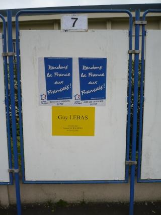 Liste des candidats du PDF cantonales 2011 P1000410