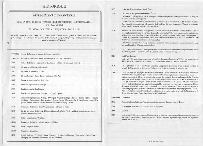 Historiques des armées 32ame10