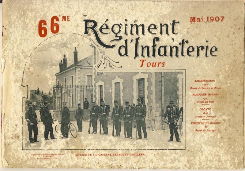 Historiques des armées 66eme110