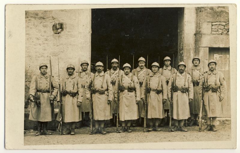 Historiques des armées Fergea10