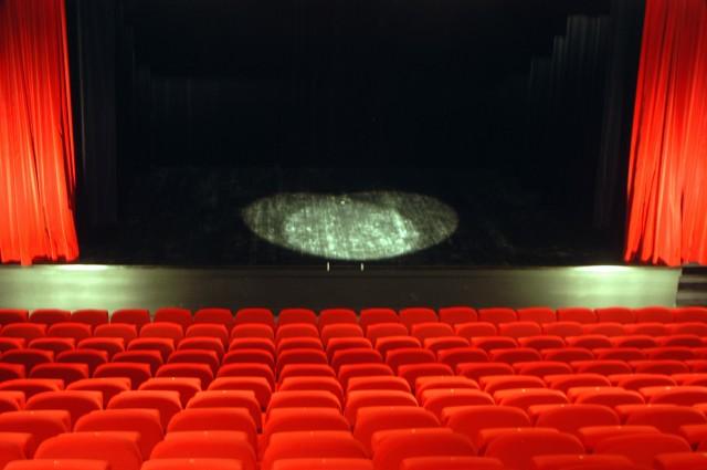 """Jour 6 : Le """"projecteur"""" du spectacle Scene10"""