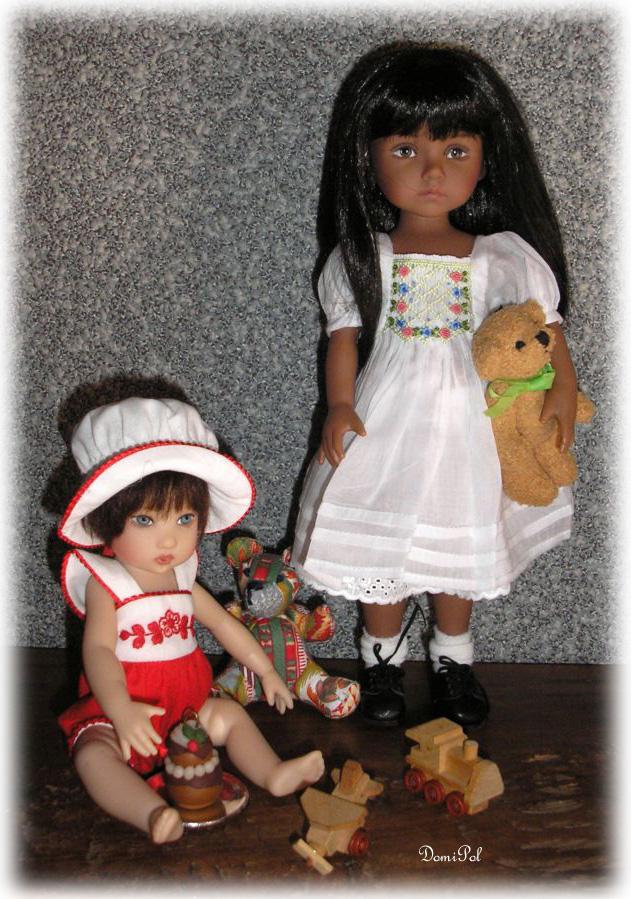 Les poupées Boneka 0411