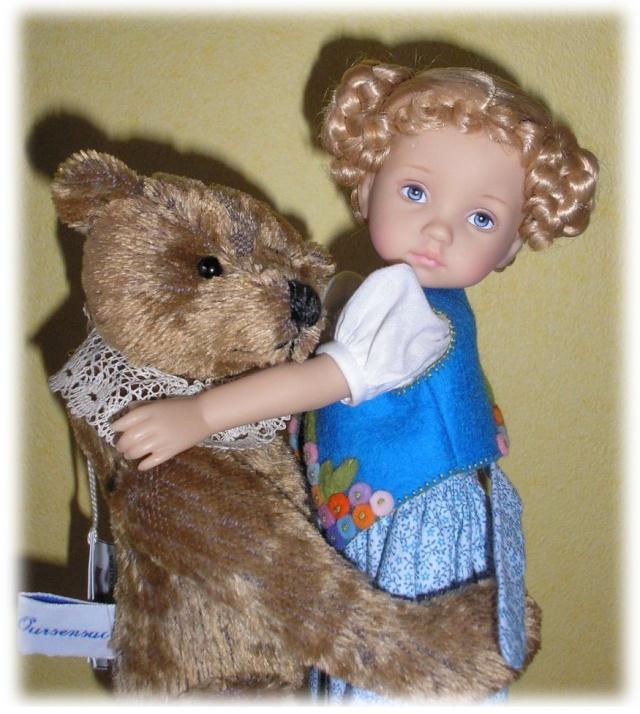 Les poupées Boneka 1910