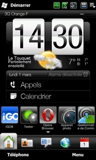 [ROM WM 6.5] [FR] Josoft 3.5 (Sense 2.5) [Build 21887] Screen10