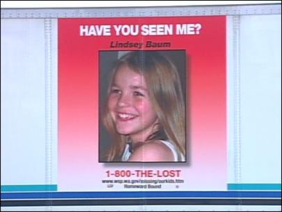 Lindsey Baum -- Missing 6/26/09 10042910