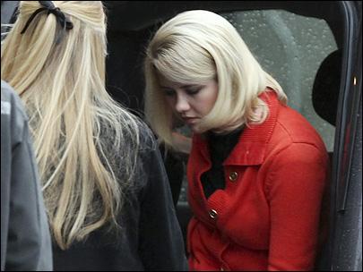 Elizabeth Smart Testifies Against Captors/Brian David