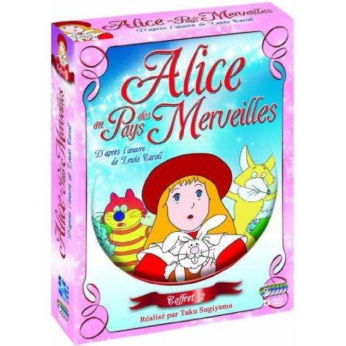 Alice au pays des merveilles 51t8dz10