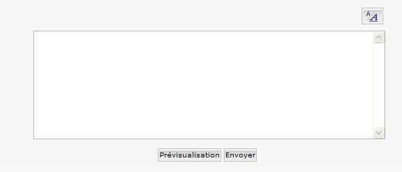 Boutons mise en page Editeur réponse normal/rapides disparus sur IE8 sous XP Aditeu10