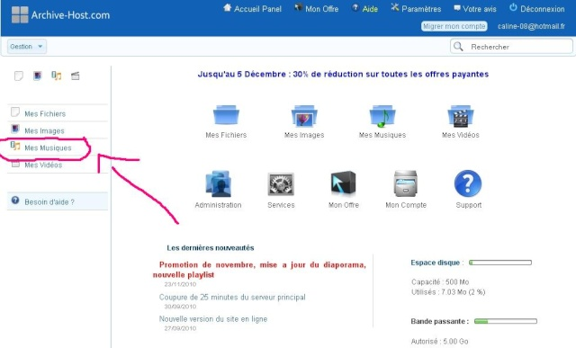 archive - Archive Host Héberger sur le forum MP3, doc word, archives rar, zip etc Captur10
