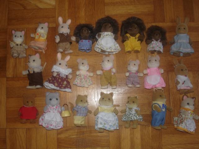 Ma petite collection Sylvanians Fammilies Dsc01110