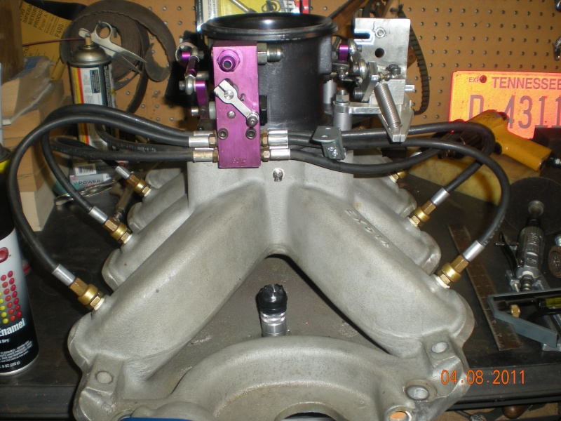 how many diff intakes for A460 single 4 Bird_c12