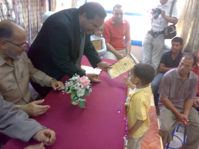 حفل تكريم الأوائل الفصل الدراسي الثاني 2009-2010  20100519