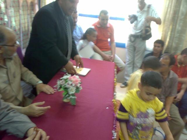 حفل تكريم الأوائل الفصل الدراسي الثاني 2009-2010  20100520